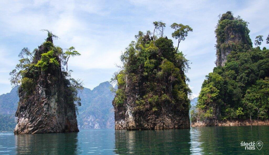 park narodowy Khao Sok w Tajlandii