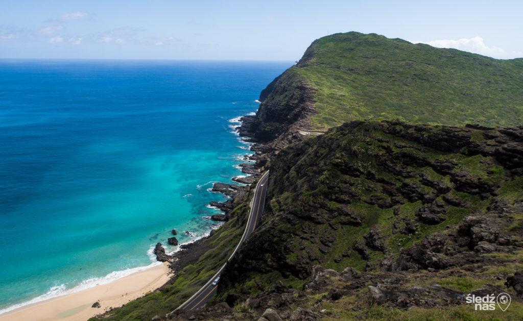 podróżowanie po Hawajach