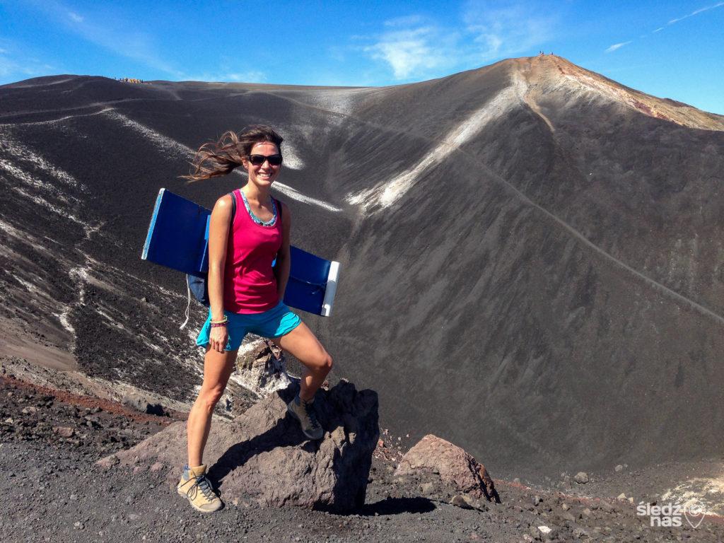 volcano boarding Nikaragua